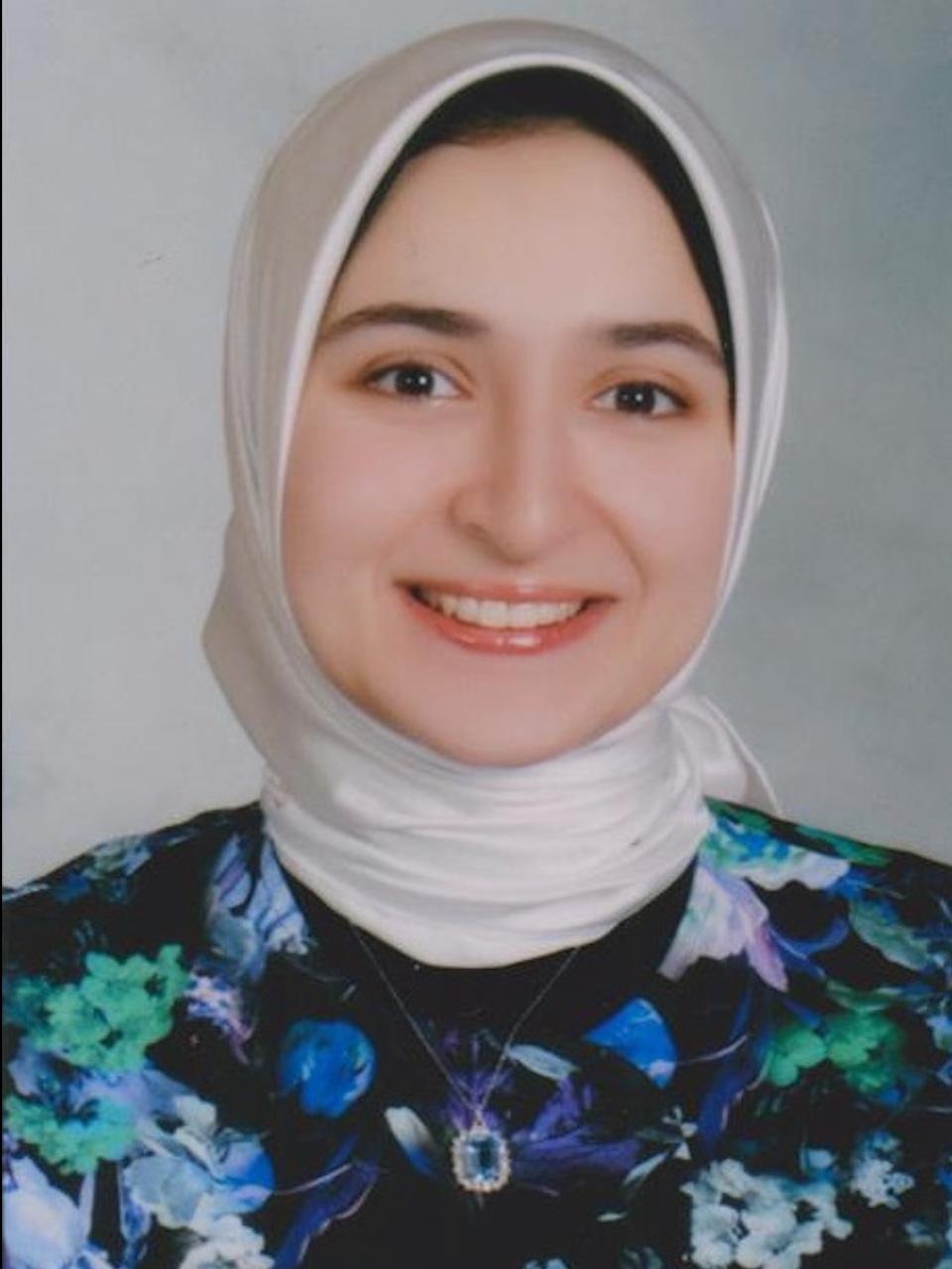 Heba Aly headshot
